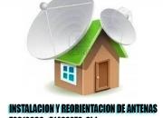 Antena satelital ful hd instalaion y reorientaciones