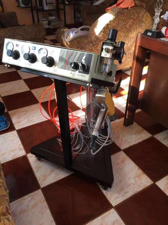Maquina para pintura electrostatica