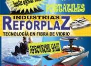 BAÑOS  PORTATILES  EN  FIBRA  DE  VIDRIO  BOLIVIA